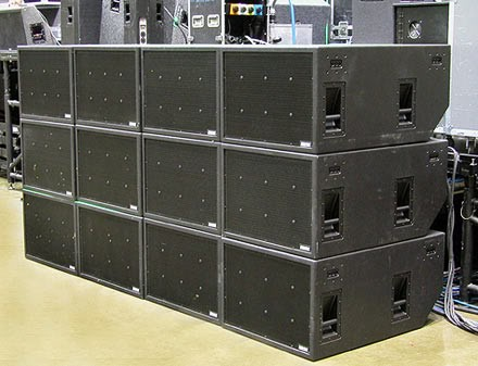Kf740 Complete System Eaw Grace Audio Technologies